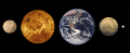 5 Terrestrial planets size comparison.png