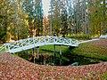 667. Mihailvskoye. Bridge over Hannibalov pond.jpg