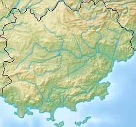 Géolocalisation sur la carte : var