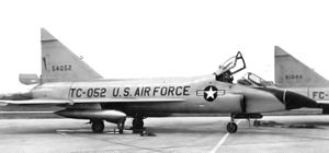 53d Test and Evaluation Group - TF-102 of the 86th FIS at Youngstown MAP