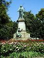 8809 - Milano - Monumento a Cavour (1865) - Foto Giovanni Dall'Orto, 13-Sept-2007.jpg