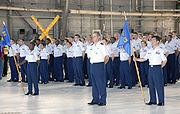 88th Air Base Wing Change of Command