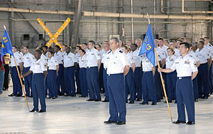 88th Air Base Wing - 88th Air Base Wing Change of Command 14 July 2008