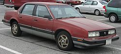 Pontiac 6000 - Wikipedia, the free encyclopedia