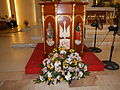 9605jfOur Lady Lourdes Parish Church Angelesfvf 41.JPG