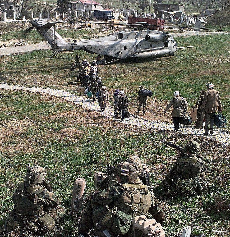 970315-N-0000S-008 NEO Operations USMC