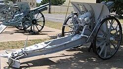 ABD saha top müzesi (St. Fort Sill, Oklahoma)