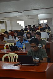 9th Waray Wikipedia Edit-a-thon 19.JPG