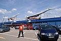 Aérospatiale-BAC Concorde F-BVFB Air France Aero Vodochody L-39ZO Albatros Tupolev Tu-144 CCCP-77112 Bri Kupfer Valder 02 SATM 05June2013 (14414234487).jpg