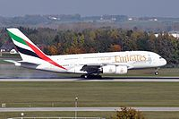 A6-EDJ - A388 - Emirates