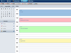 Deutsch: A6_calendar_large