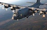 AC-130U training