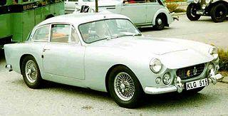 AC Greyhound British automobile