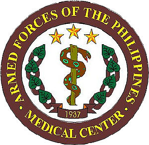 Armed Forces of the Philippines Medical Center - Unit Seal of the AFP Medical Center