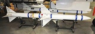 AIM-7 Sparrow Type of Medium-range, semi-active radar homing air-to-air missile