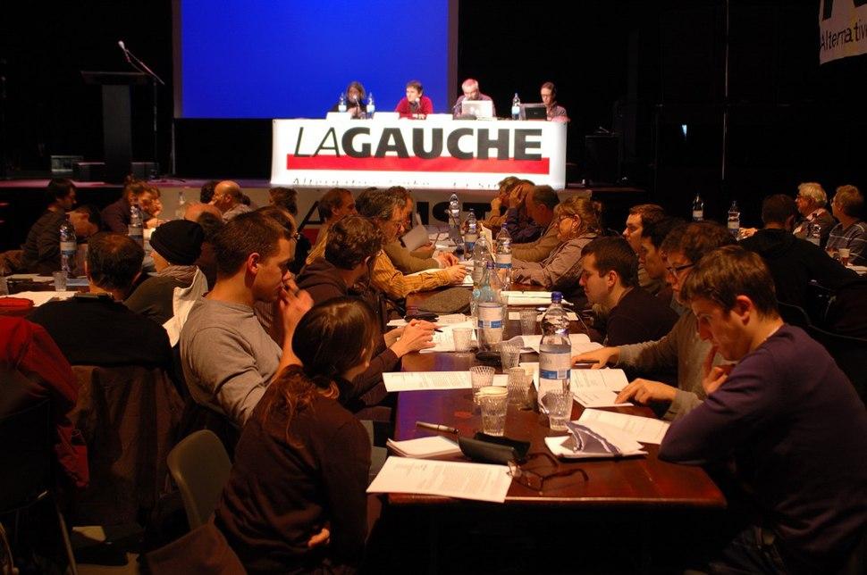 AL-Kongress in Zürich 2011