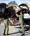 APQ-130 radar of F-111D at Cannon AFB 1984.JPEG
