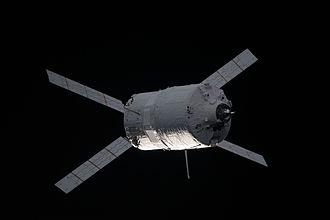 Edoardo Amaldi ATV - Edoardo Amaldi during its approach to the ISS on 28 March 2012