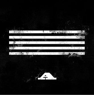 A (Big Bang single) - Image: A Black cover Bigbang