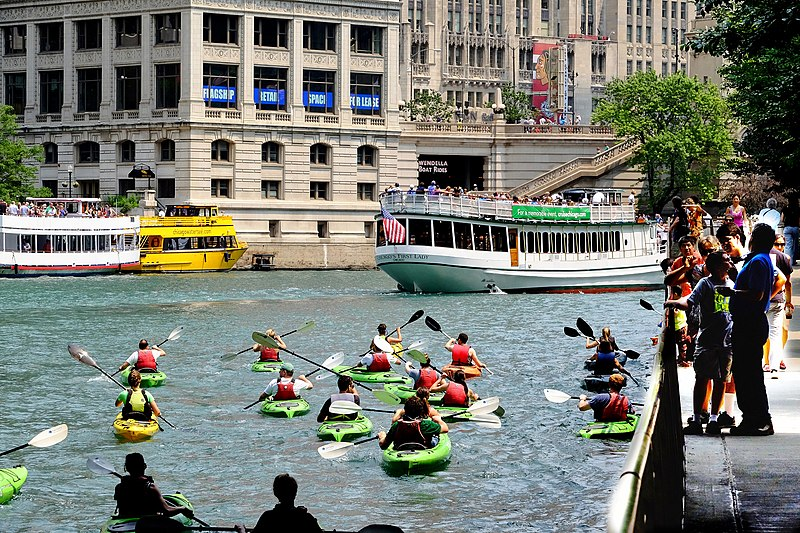 File:A Gaggle Of Kayakers (114025219).jpeg