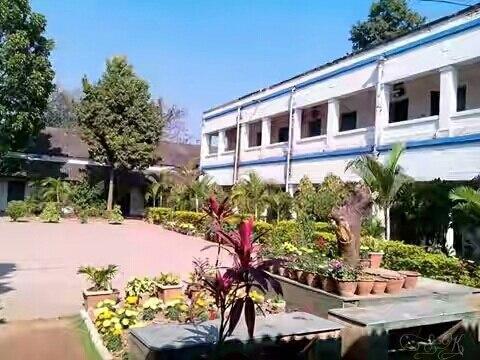 A Part of S.E.Rly. Boys%27 H.S. School, Adra