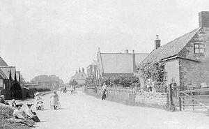 Reepham, Lincolnshire - Reepham, c.1909