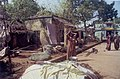 A scene of devastation caused by Tsunami waves in Kalapet village near Pondicherry.jpg