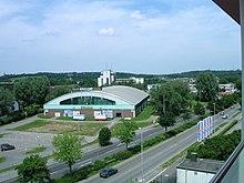Aachener Tivoli Eissporthalle