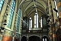 Aarschot - Gasthuiskapel - Zicht op doksaal en orgel.jpg