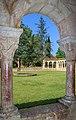 Abbaye Saint-Michel de Cuxa - Cloister 04.jpg