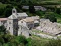Abbaye de Mazan, située à Mazan l'abbaye, Adèche France 01.jpg