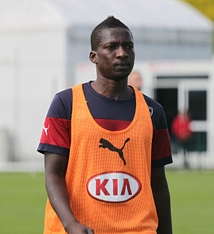 Abdou Traoré (footballer, born 1988) - Image: Abdou Traoré 3