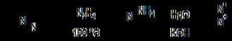Acetone azine - Image: Acetone azine chem