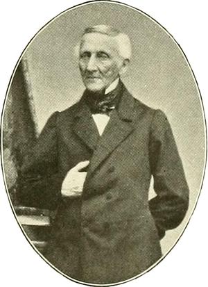 Diederich Franz Leonhard von Schlechtendal - Diederich Franz Leonhard von Schlechtendal (1864)