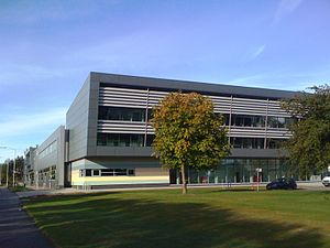 Fife College - Stenton Campus, Glenrothes
