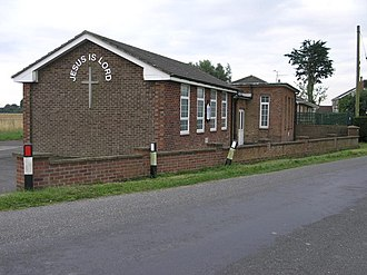 Addlethorpe - Addlethorpe Methodist Church