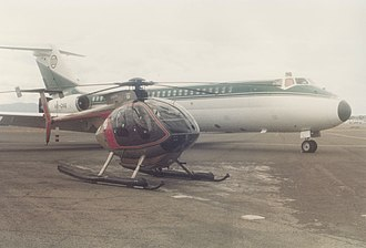 Adnan Khashoggi - Khashoggi's DC-9 Jet and Helicopter piloted by Karim Khashoggi