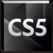 Logo della versione Creative Suite 5