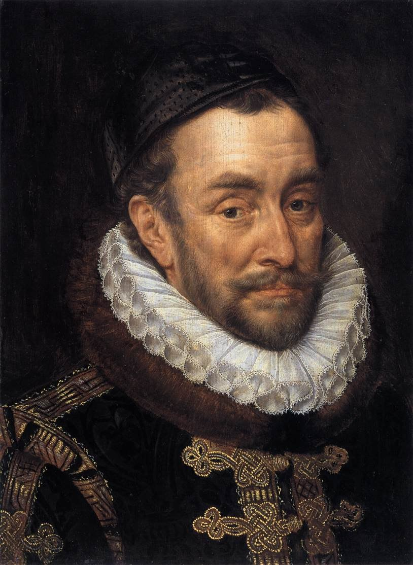 Adriaen Thomasz. Key - William I, Prince of Orange, called William the Silent, - WGA12160