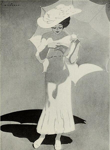 File:Advertising design by Robert John Wildhack, ca. 1908.jpg
