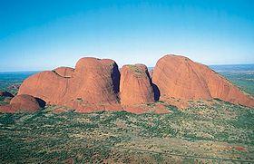 Uluru-Kata Tjuta National Park is a must-see in Australia - Swiss ...
