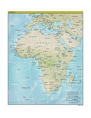 Dekolonizacija Afrike Wikipedia