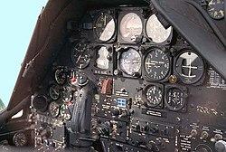 AH1的儀表板