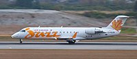 C-FEJA - CRJ2 - Jazz Air