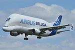 Airbus A300-600ST Airbus Industries (AIB) Beluga 2 F-GSTB - MSN 751 (9738916989).jpg