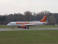 G-EZTE - A320 - Not Available