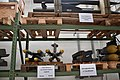 Aircraft rocket and explosive ordnance at Swiss Air Force Museum, Dubendorf (Ank Kumar) 05.jpg