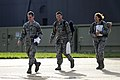 Airmen deploy to deliver Ebola treatment facility with US relief package 140926-F-KB808-041.jpg