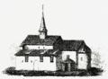 Akers Kirke før Restaurationen.png