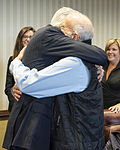 Alan Gross released from Cuban prison, arrives at Joint Base Andrews 141217-F-WU507-611.jpg